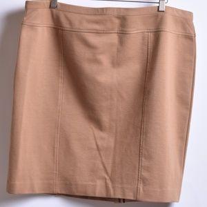 Ellen Tracy Pencil Skirt, Sz XXL